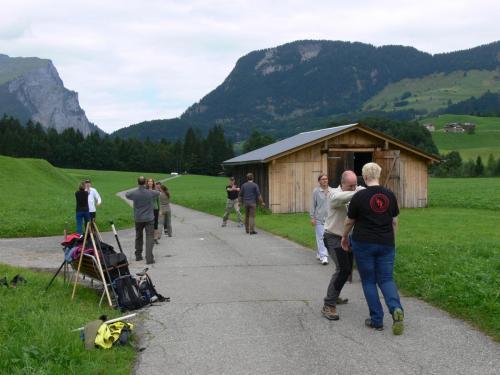 2014 Lehrgang Schoppernau 3
