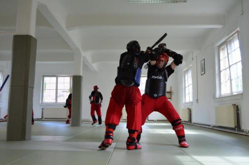 2014 Protection Fighting Kampftag 9